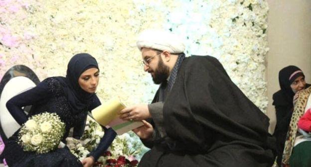 مأرب برس- تهز دولة عربية.. شابة شيعية مسلمة تتزوج مسيحي